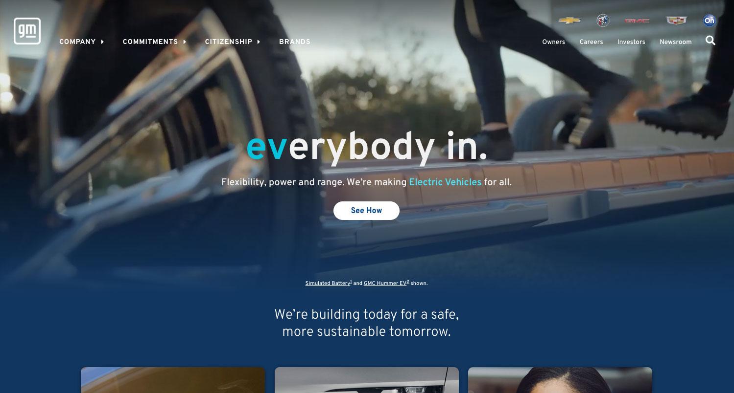 Capitol Chevrolet Austin Tx >> General Motors